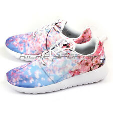 Nike Wmns Roshe One Cherry Blossom White/Pure Platinum 2016 Lifestyle 819960-100