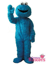 The Cookie Monster Mascot Costumes - Complete Outfits - UK Stock - Sesame street