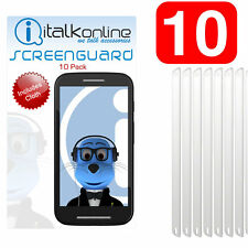 10 Pack LCD Screen Protector Guard for Nokia C7