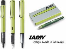 Lamy AL-Star Charged Green - Ballpoint, Fountain Pen, Rollerball or T10 Ink?