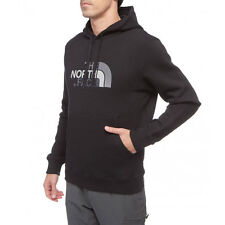 North Face Drew Peak Mens Hoody - Tnf Black All Sizes