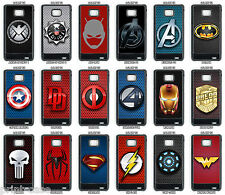 Marvel / DC Superheroes Phone Case for Samsung Galaxy S2, S3, S4 & Mini