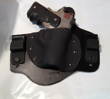 MTO HOLSTER LEATHER LINED Kydex/Leather IWB conceal carry hybrid holster