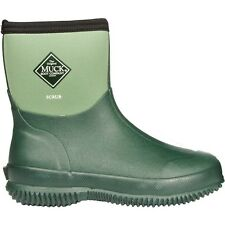 Muck Boot, Scrub, Lawn, Garden Boots, Men's, Green, Waterproof Boots,Green MUSCB