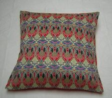 Liberty of London Fabric Cushion Covers  'Ianthe' Red