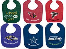 NFL Infant Baby Bib New Dads Perfect Shower Gift