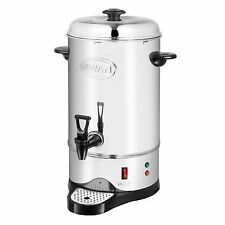 Swan SWU10L 10 Litre Stainless Steel Tea Urn / Water Boiler - Brand New