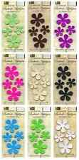 12 Fun Flower Bathtub Shower Appliques Safety Non Slip Treads Choice of Colors