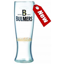 Personalised BULMERS 1 Pint Heritage Cider Glass Dad Daddy Father of Bride Gift