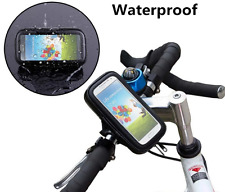 Waterproof Bike Mount Holder Case Bicycle Cover for Apple iPhone 4 4s 5 5s 6 6s