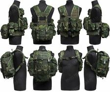 Russian Original Tactical Vest systems UMBTS 6SH112 camo flora original MOLLE