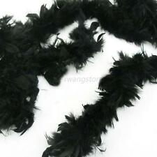 Fluffy Feather Boa Dressup Hen Night Wedding Party Club Dress Stage Show Decor