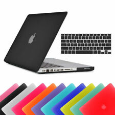 "US SHIP Hard Plastic Case Rubber Keyboard Cover For Apple MacBook Air 11"" 13"""