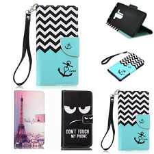 For LG V10 / G4 Pro Cell Phone Case Hybrid PU Leather Wallet Pouch Flip Cover