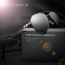 2016 HD Polarized Sunglasses Mens High-end Driving Fishing Mirrored Eyewear NEW
