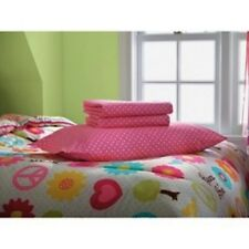 GIRL PEACE LOVE~CHEVRON~BOY~DINOSOURS~TRUCK~CIRCO~COMFORTER~QUILT~BED N BAG SETS