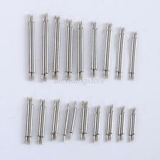360 Pcs Spring Bars Strap Link Pins Stainless Steel 8-25mm for Watch Band Strap