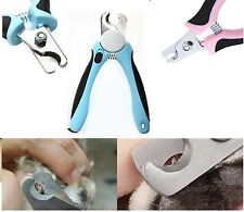 NEW Pet Nail Clippers For Dog Cat Rabbit Grooming Claw Trimmers Scissors Cutter