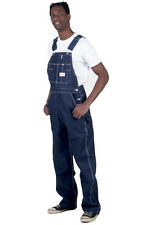Roundhouse Stonewashed Low Back Dungarees Mens Overalls