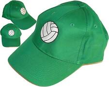 Volleyball Twill Baseball Hat Cap Sports Team Monogram Custom Embroidered NWT