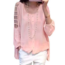 Woman Deep V Neck Long Sleeves Four-Button Placket Cropped Knit Cardigan