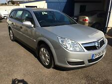 08 Vauxhall Vectra 1.8 Life ESTATE fantastic value Good History