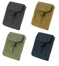 EMT MEDICAL TRAUMA GLOVE POUCH, HOLDS UP TO 4 PAIRS DISPOSABLE GLOVES, MOLLE
