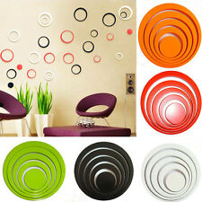Nice Wall Sticker Bedroom Living Room Decor Removable Decal 3D Art Wall Stickers