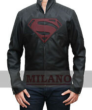 Batman Vs Superman Dawn of Justice High Quality Black Leather Jacket