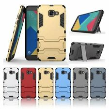 For Samsung Galaxy A510 A310 2016 Rugged Dual Layer Hybrid Stand Shockproof Case