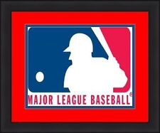 MLB Baseball Team-Color 8x10 11x14 16x20 Black Frame Matting Kits Assorted Teams