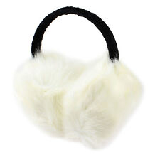 Winter Fluffy Round Pads Ear Muffs Cover Earmuffs for Lady Girl