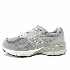 New Balance W990GL3 D [M990GL3D] Running Made In USA Grey/White