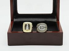 A Set(2pcs) 1986 1993 Montreal Canadiens Stanley Cup Championship Ring 10-13Size