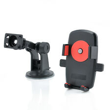 360° Car Holder Windshield Mount Bracket for Cell Phone GPS iPhone Samsung New