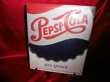 Pepsi-Cola 100 Years Book by Bob Stoddard, 1997, 208 pages