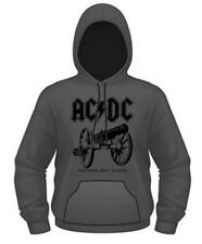 AC/DC - ACDC Hoodie For Those About To Rock (100% OFFICIAL MERCH NEW)