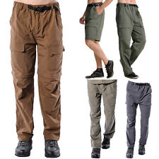 Men's Outdoor Jungle Military Pants Waterproof Overalls Hiking Climbing Trousers