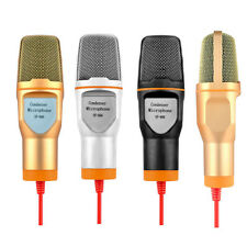Audio Professional Condenser Microphone Mic Studio Sound Recording Shock Mount S
