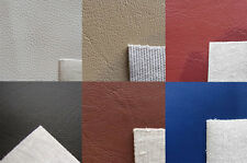 """HIGH QUALITY FAUX LEATHER, LEATHERETTE, UPHOLSTERY, VINYL FABRIC 54"""" WIDTH PVC"""