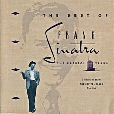 The Best of the Capitol Years by Frank Sinatra (CD, Oct-1992, Capitol/EMI...