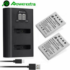 EN-EL5 Battery + Charger for Nikon Coolpix P6000 P500 P510 P530 P80 P90 P100 P3