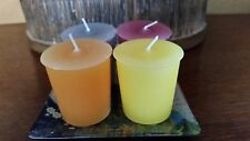 Votive Candles - 4 Candles - 15 hour - 48 Beautiful Scents