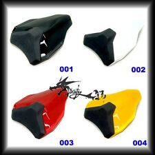 Rear Solo Seat Cover Cowl For Ducati 2007-2009 848 1198 1098 Black White Red 01