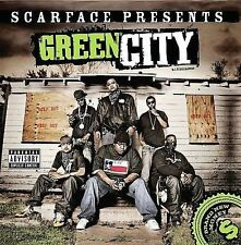 Scarface Presents Green City Brand New Money Music Audio CD Compact Disc NEW