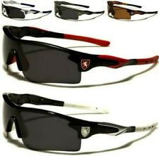 NEW SUNGLASSES BLACK POLARIZED MENS LADIES BOY SPORTS DESIGNER WRAP CYCLING GOLF
