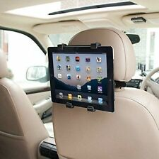Universal Tablet iPad GPS Headrest Car Backseat Mount Holder 4.6 to 8.8 inch