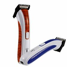 Rechargeable Electric Cordless Hair Beard Trimmer Clipper Cut Kit Haircut Shaver
