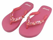 Reef Be Dazzled Flip flops BNWT Womens Size US 7 8 10 Thongs Sandals