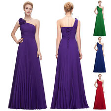 GK Formal Prom Party Long Bridesmaid Wedding Cocktail Evening Dress Ball Gowns